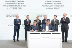 Volkswagen and GAZ Group may start joint production of trucks and buses