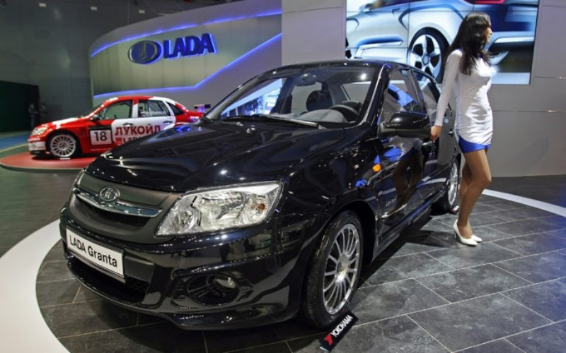 Russian car market has decreased by 4% in February 2019