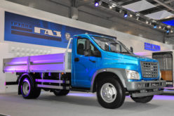 GAZon NEXT became the leader of the Russian truck market in July 2017