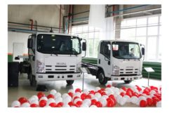 Sollers-Isuzu is aiming to manufacture 1600 trucks by the end of the year