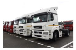 KAMAZ Group has made a net profit of 32 million rubles during the 1st half