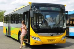 Tests have started on Chinese Yutong electric buses in Moscow