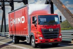 The construction of Hino Motors plant has begun in Moscow Region