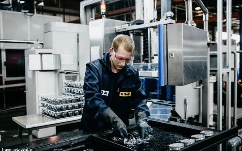 Car component manufacturers will receive additional state support