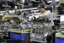 The construction of a Mazda engine plant has started in Far East Russia