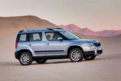 VW Group Rus has started the CKD production of Skoda Yeti in Russia