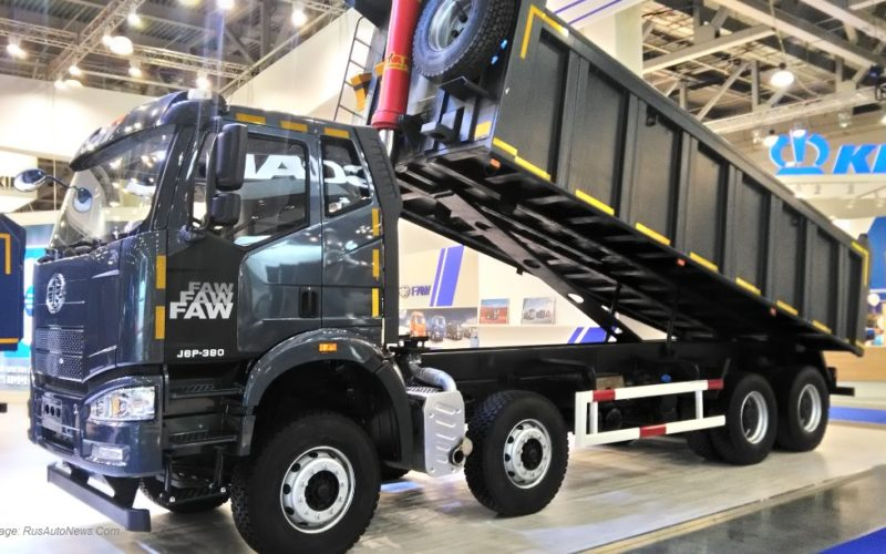 The production of FAW trucks will start in Primorye by the end of the year