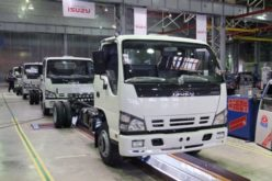 Isuzu will launch the production of a new 3-tonnes truck in Russia