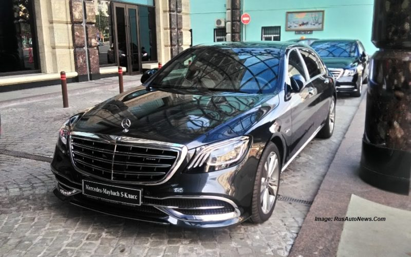 The Russian luxury car segment has grown by 11% within nine months