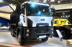 Russian truck market up by 60% in October 2017