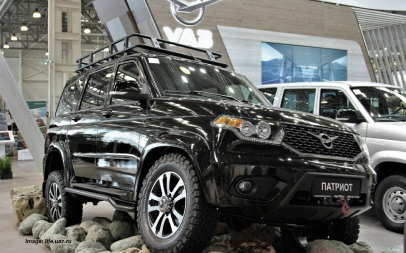 UAZ will start pilot tests on vehicles with connected car technology