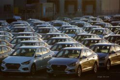 Car imports to Russia fell by 4% during January-October period of 2017