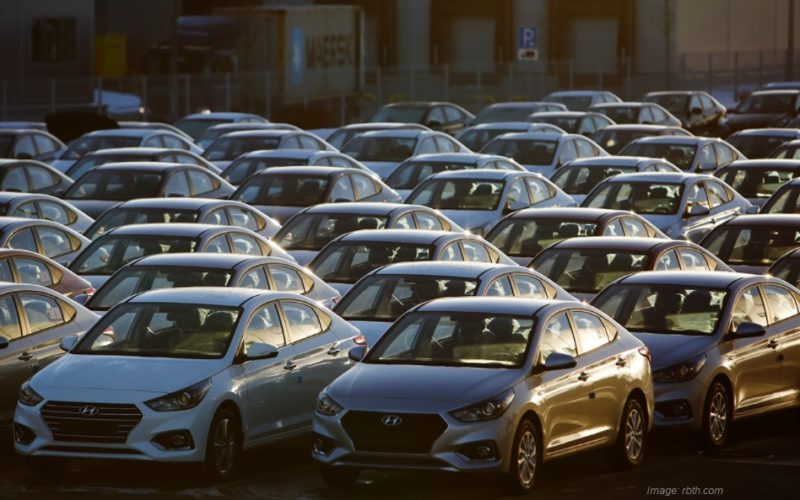 Passenger car imports have decreased by 20% in 2020