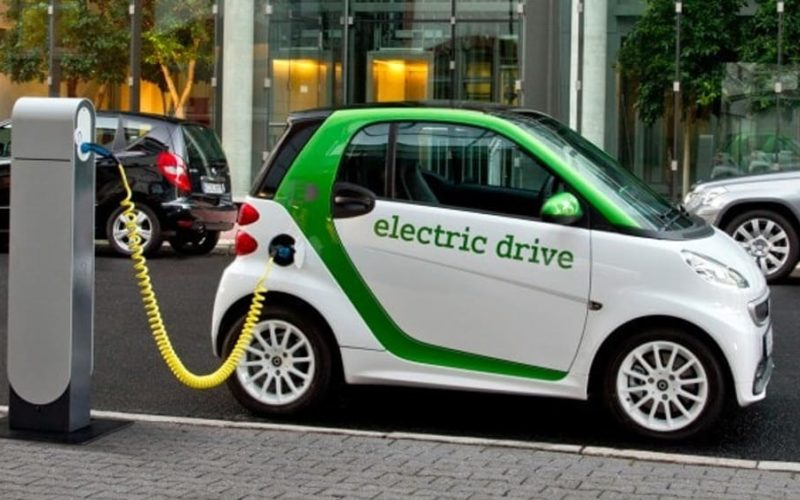 Smart electric cars will hit the Russian roads in 2018