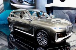 BMW X7 series will be on the Russian market at the end of 2018