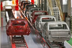 Car production in Russia has increased by 21% in 2017