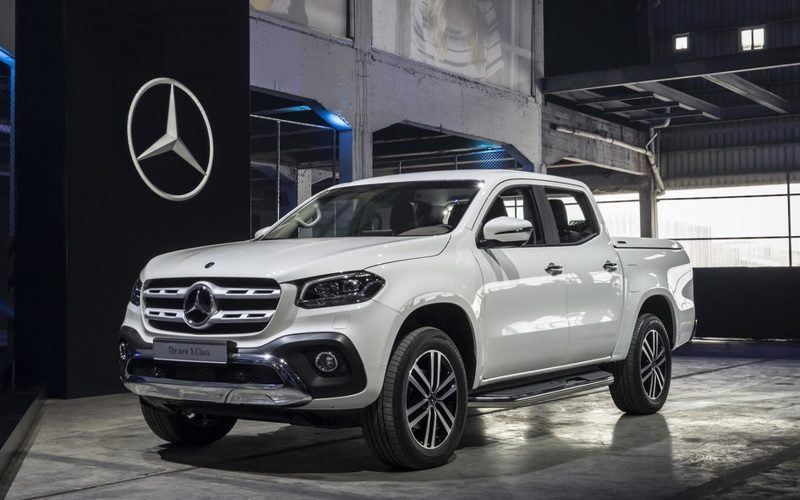 Successful sales results for Mercedes-Benz Russia in 2017