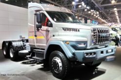 Russian truck market has increased by 36% in January 2018