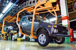 Car production in Russia has increased by 34% in January 2018