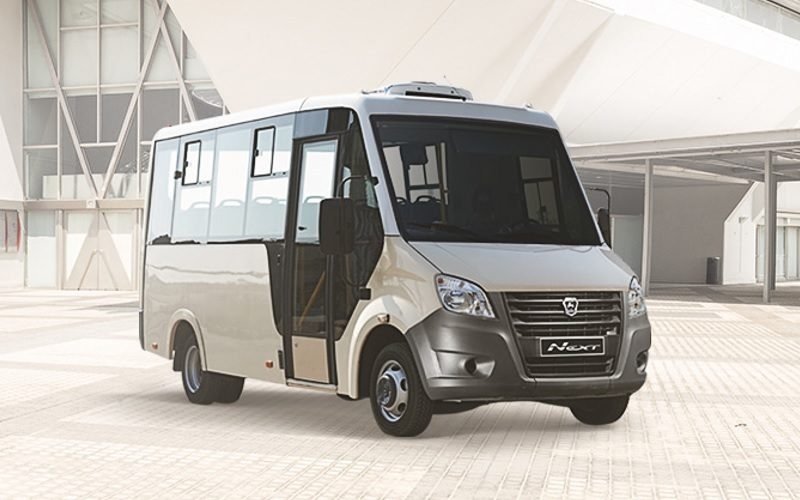GAZ Group has started Gazelle NEXT Citiline sales in the Philippines