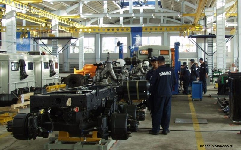 KAMAZ may shift to part-time mode due to the Coronavirus outbreak