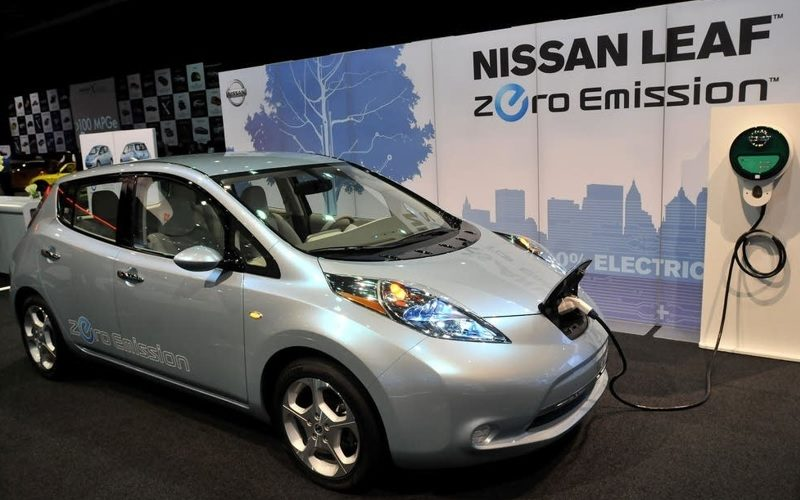 New electric cars sales have increased by 52% in 2018 in Russia