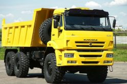 KAMAZ has upgraded its sales forecast in Russia