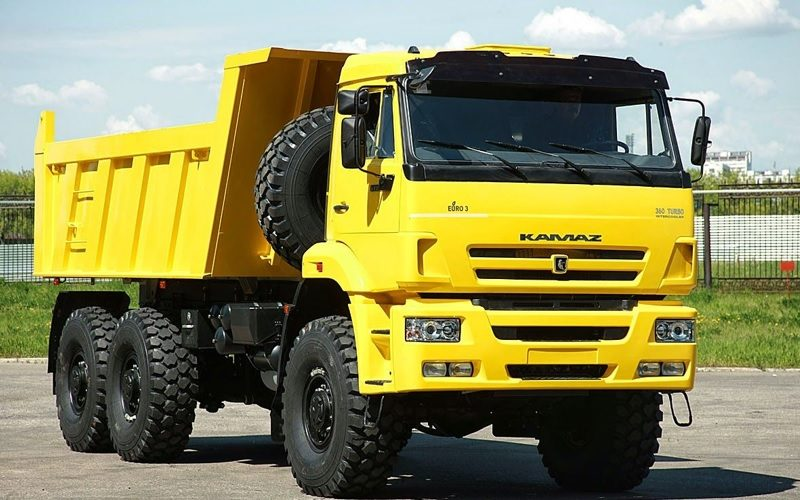 KAMAZ plans to manufacture Euro-6 ecological class trucks