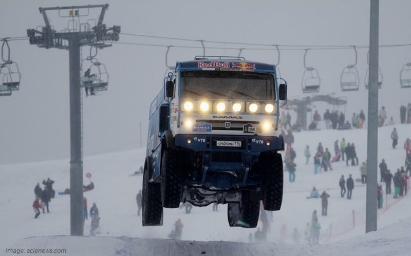 KAMAZ is among the 2500 world's top R&D investors in 2017