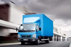Daimler KAMAZ Rus has started the production of the new Canter TF trucks