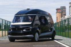 KAMAZ has demonstrated the first autonomous electric bus