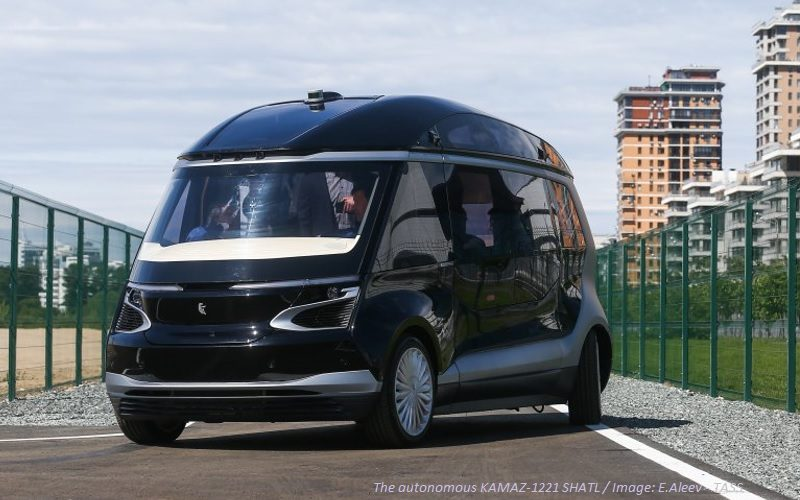 The introduction plan of autonomous vehicles has been announced in Russia