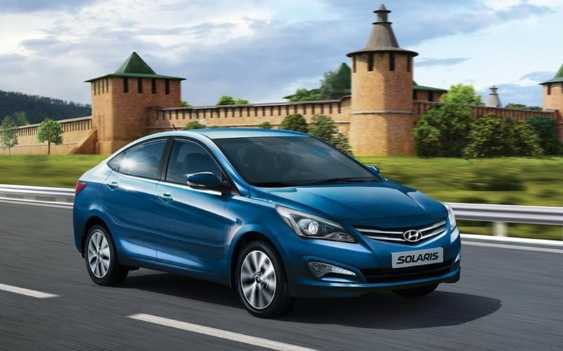 Russian car market has decreased by 23% in September 2021