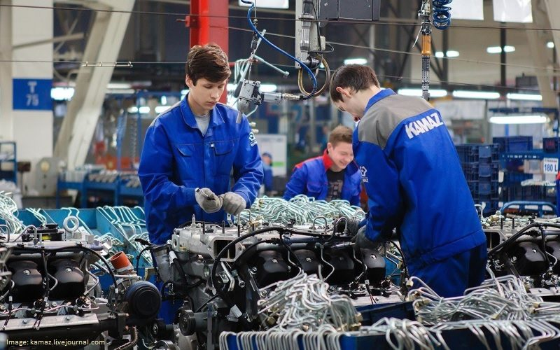 KAMAZ and Weichai have created a JV for engine production in Russia