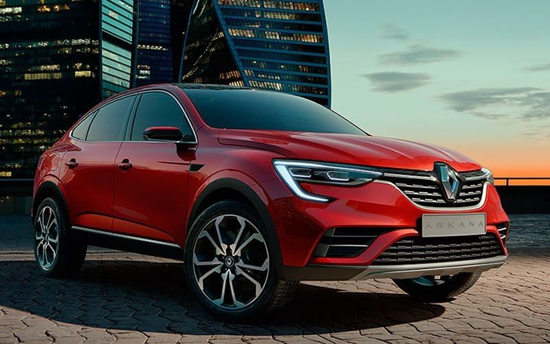 The online car sales experiment of Renault has failed in Russia