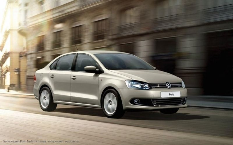 Volkswagen sales in Russia up by 20% in August 2018