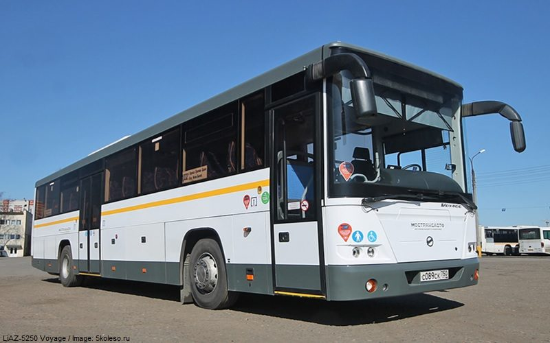 Russian bus market has grown by 12% within the first nine months of 2018