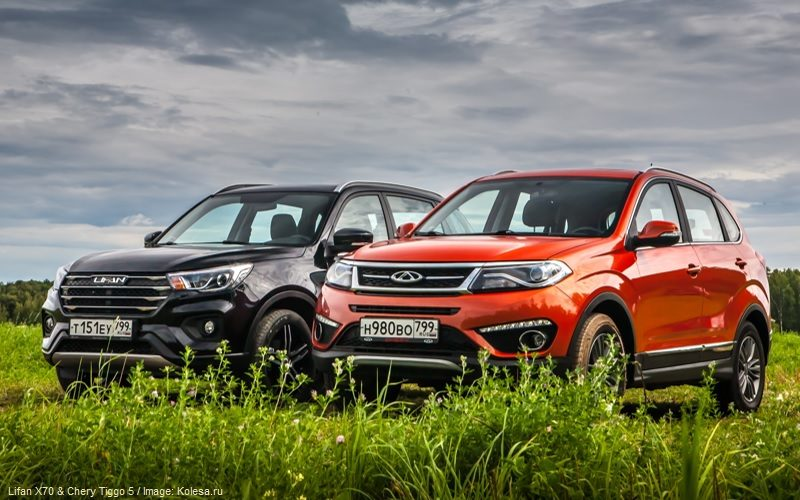 Derways may discontinue the assembly of Lifan and Chery