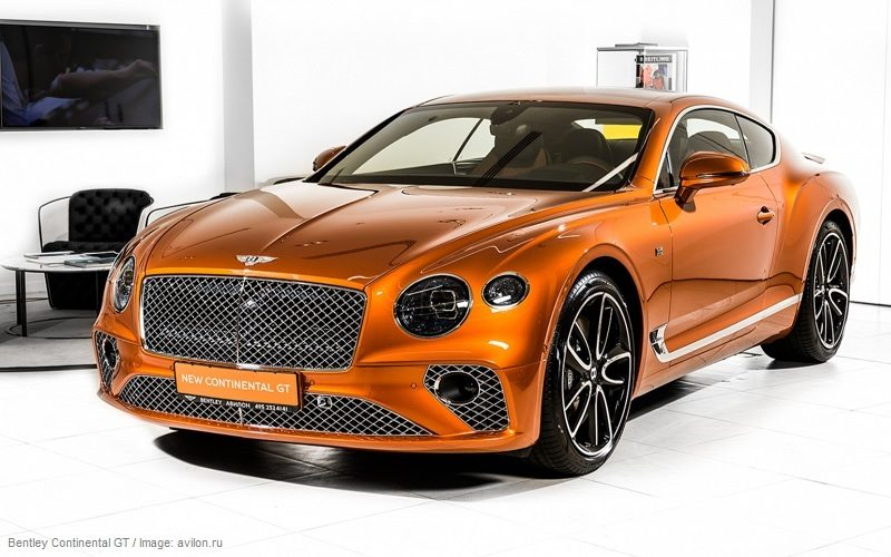 Russian luxury car market has grown by 10% within the first quarter of 2020