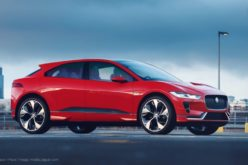 Jaguar will start the sales of I-Pace electric SUV in Russia