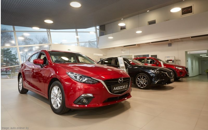 Russia has lost 80 car dealer centres in 2019