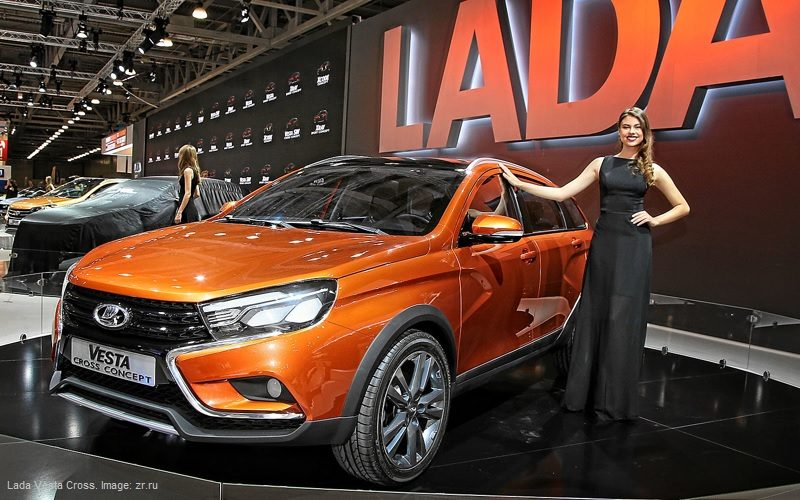 Top 25 best-selling cars in 2018 in Russia