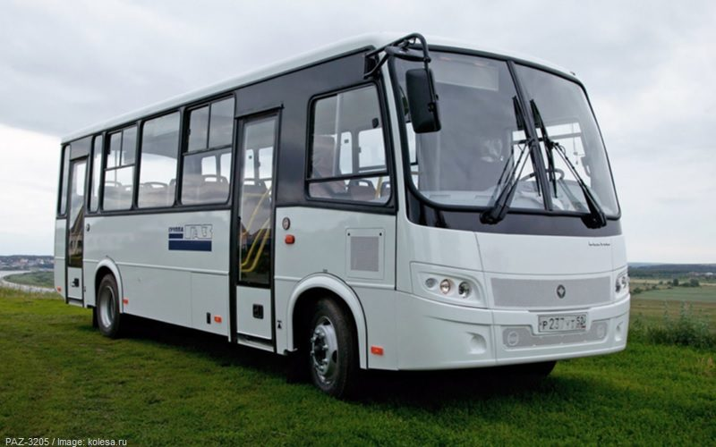 Russian new bus market has grown by 11% in 2018