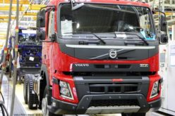 Production has increased by 21% at Volvo Trucks factory in Russia in 2018