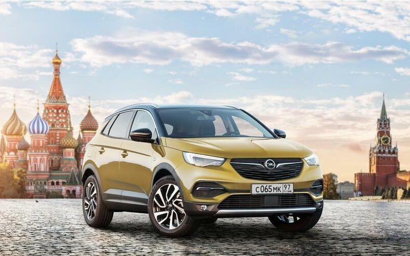 Opel returns to the Russian market after 4 years