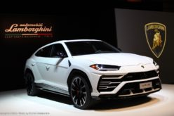 Russian sales of Lamborghini have risen by 9 times during the first quarter