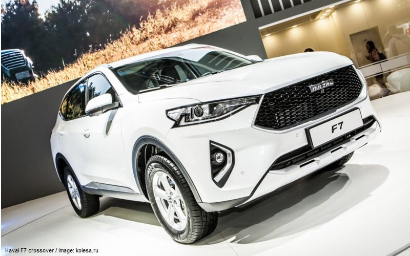 Russian car market has decreased by 6% in March 2021