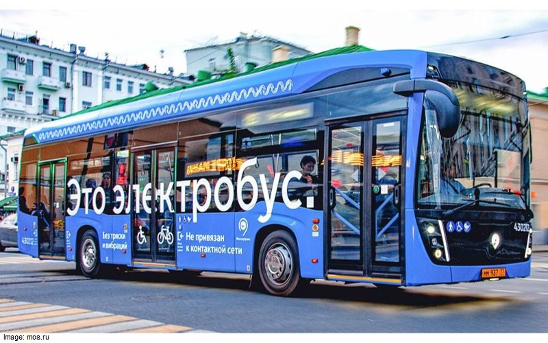 GAZ and KAMAZ will supply Moscow with 839 diesel and electric buses in 2020