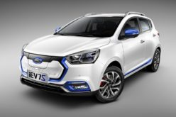 JAC Motors plans to sell electric vehicles in Russia
