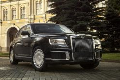The production of the new Aurus Komendant SUV will start in 2022
